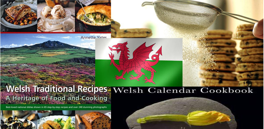 local welsh food at the restaurant of caemorgan mansion